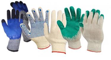 Перчатки с ПВХ покрытием оптом